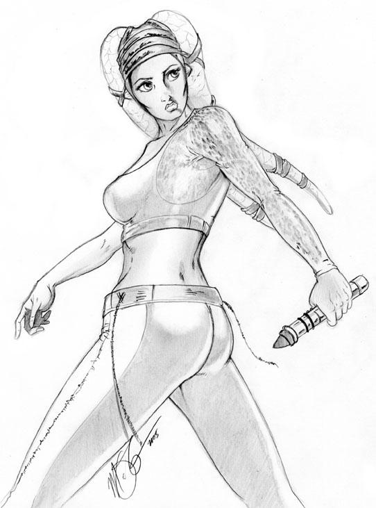 Aayla secura walking by martheus on deviantart Coloring Sheets for Girls Aayla Secura Killed Aayla Secura as a Slave