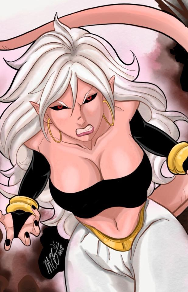 android 21 by martheus