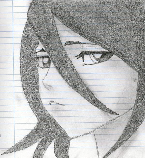 nikid's drawing Rukia_by_nikid