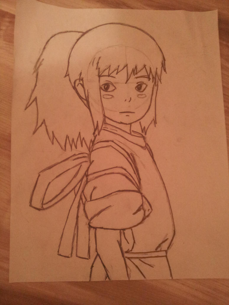 Chihiro Ogino [Spirited Away] updated by KillerAssassin808