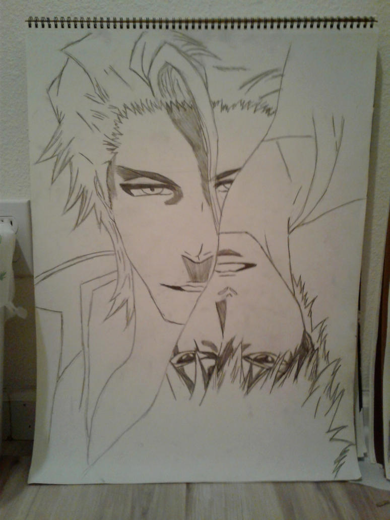 Enemies [Aizen and Ichigo] BLEACH W.I.P by KillerAssassin808