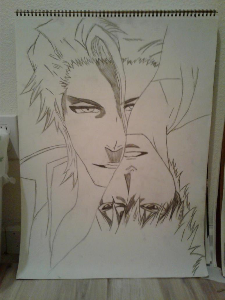 Enemies [Aizen and Ichigo] BLEACH W.I.P by KillerAssassin808