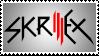 Skrillex Stamp by Ju43