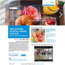 Online Shopping Website Design