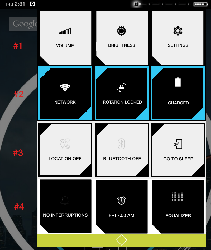 how to add theme to andriod