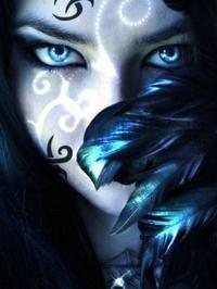 Shadow's Blue by Lyadin