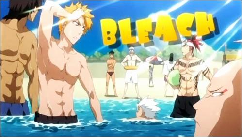 Bleach Boys by aries95a