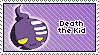 Death the Kid Stamp by aries95a