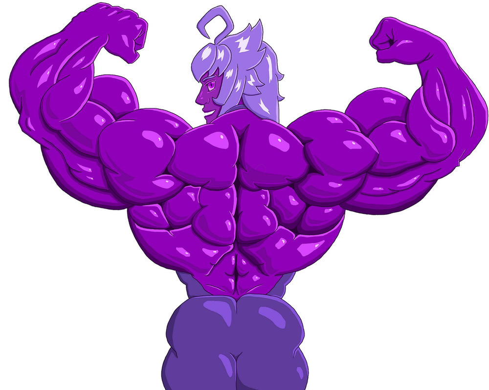 Purple Raiza's BACK by TheVoidSlayer