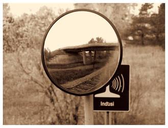 mirror bridge by kalimonster