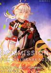 Commission: Kaedehara Kazuha [Genshin Impact]