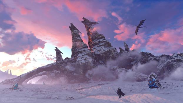 +Dragon Rocks+