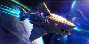 +Errant Knight Hunter Cruiser II+ by ERA7