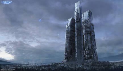 +Raydarian Skyscrapers+ by ERA7