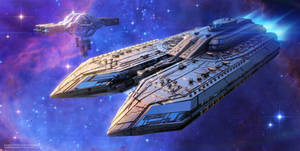 <b>+Super Dreadnought Kalari Class+</b><br><i>ERA7</i>