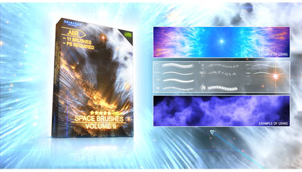 FREE SPACE BRUSHES - VOLUME II by ERA7