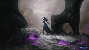 The Goddess' bodyguard by ERA7