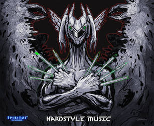 Hardstyle Music - Cover by ERA7