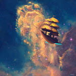 Treasure Planet by ERA7