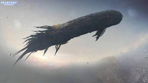 Planet Eater Zarrun