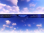 20 FREE ANIME SKY BACKGROUNDS - PACK 89
