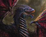 Bismuth Dragon by ERA7
