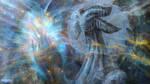 Space Dragon Karna by ERA7