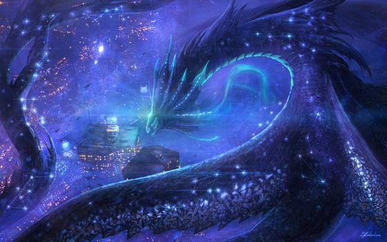 Alien God Dragon