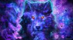 SPACE WOLF SPIRIT by ERA7