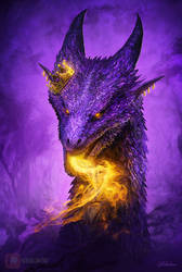 Dragon King - Book Cover
