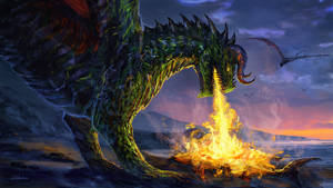 +Dragon Dinner+