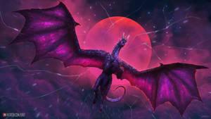 +Mystic Purple Dragon+