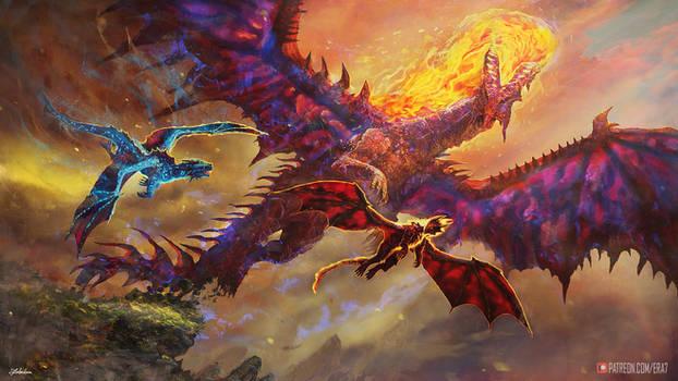 +Dragon Family+