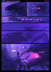 Dragons of the Space: Diplomacy - Page 1