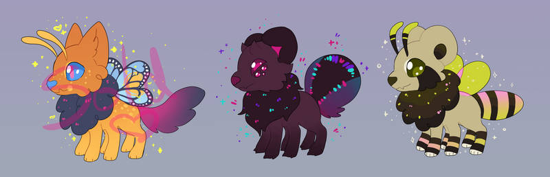 Bug Puppies - $10 each