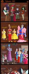 Crossdressing Halloween 2012 by Morloth88
