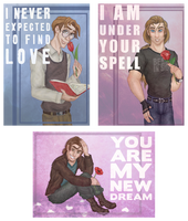 Valentine cards by Morloth88