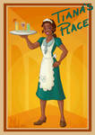 Tiana the waitress