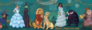 Hallowen19 Disney does Boadway Musicals