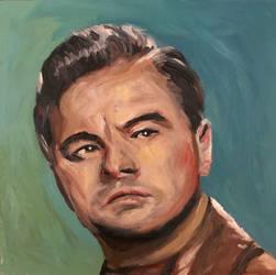 Leonardo DiCaprio by pepp82