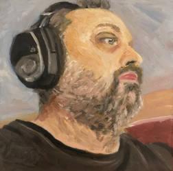 Self-portrait 2 by pepp82