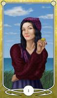 One of Pentacles