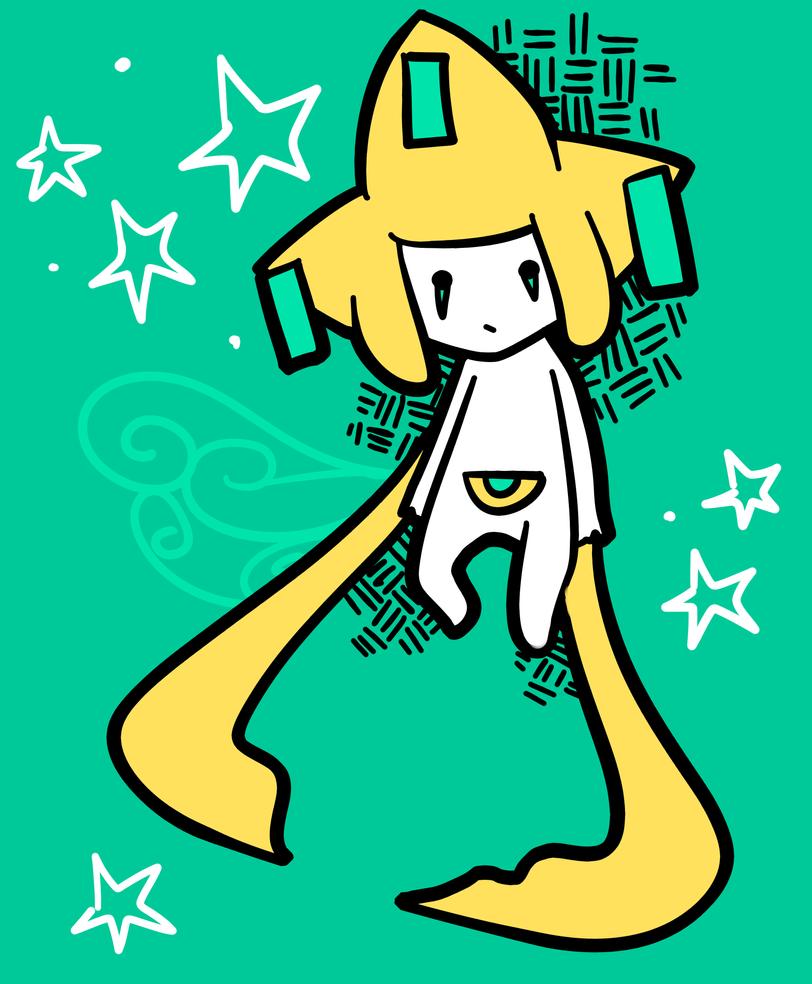 the wish pokemon by toothcrusher