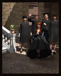 Memories - graduation day