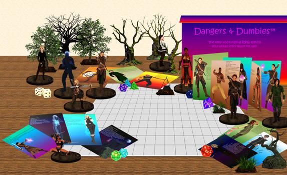 Dangers  Dumbies RPG