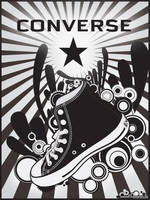 Converse Star by shortboy12