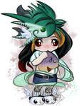 Chibi -Naki Wants Fish