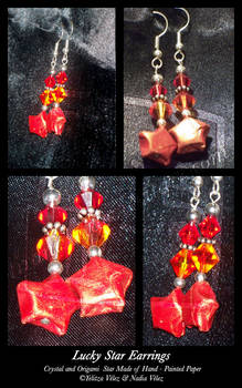 Lucky Star Earrings