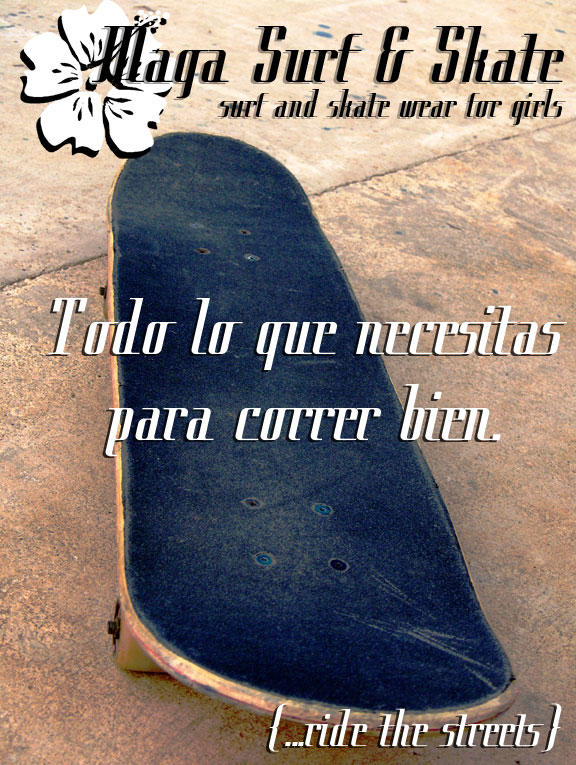 Maga Skateboard Ad by tiranaki