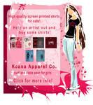 Koana: Web Banner